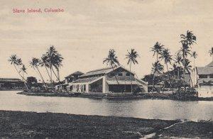 COLOMBO , Ceylon , 00-10s ; Slave Island