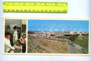 228814 Tajikistan Leninabad Khujand Secondary school named after Dzerzhinsky