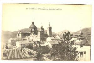 El Escorial , Spain, 00-10s El Monasterio desde los terreros