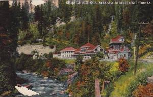 Shasta Springs, Shasta Route, California, 00-10s