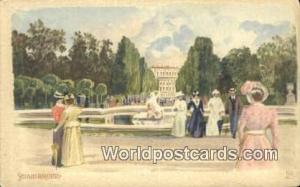 Schonbrunn Germany, Deutschland Postcard  Schonbrunn