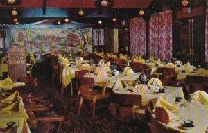 Pennsylvania Carlisle Indian Motor Inn Shangri-La Restaurant