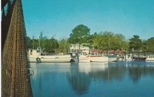 Mississippi Ocean Springs Inner Harbor View