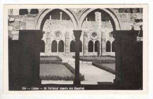 RP  Lisboa - Se Patriarcal Aspecto dos Claustros, Portugal, 20-40s
