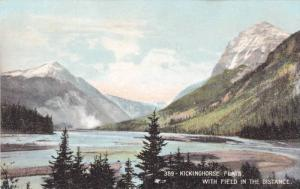 Kickinghorse Flats with field in the distance, British Columbia, Canada, 30-40s