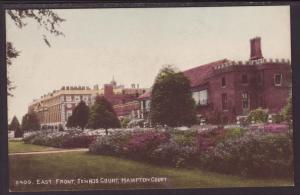 East Front,Tennis Court,Hampton Court,London,UK Postcard
