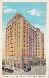 Hotel Heildelberg, Baton Rouge, Louisiana, 10-20s
