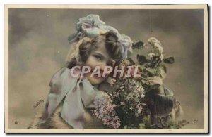 Old Postcard Fun Children