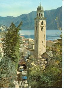 Switzerland, Suisse, Lugano, unused Postcard