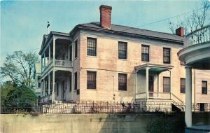 Vicksburg Mississippi~Pemberton Headquarters~Crawford St~John Pemberton~1950's