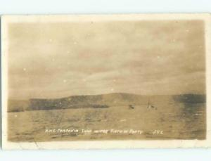 Old rppc NATURE SCENE Great Postcard AB0753