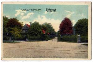 Forest Hill, Rockefeller's Home, Cleveland OH