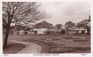 Scotland Glasgow The Botanic Gardens Photo