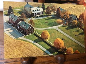Vintage Postcard - Linen State Odd Fellows Home Frederick Maryland MD