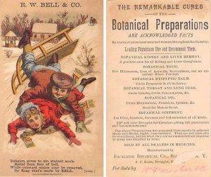 Victorian Trade Card Approx size inches = 3 x 5.25 Pre 1900 light paper wear ...