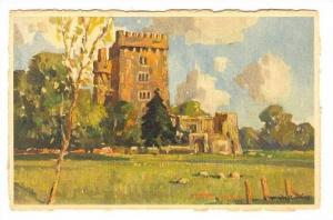 AS, Blarney Castle, County Cork, Ireland, 1900-1910s