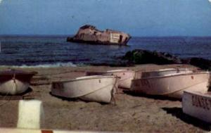Concrete Ship Atlantus Cape May NJ Postal Used Unknown