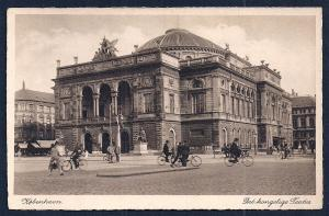 The King's Theatre Copenhagen Denmark unused c1920