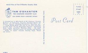 AGINCOURT , Ontario, Canada, 50-60s ; Tam O'Shanter Country Club