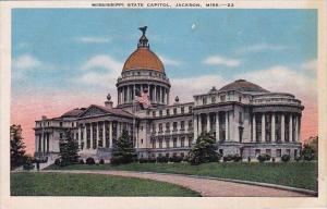 Mississippi Jackson Mississippi State Capitol