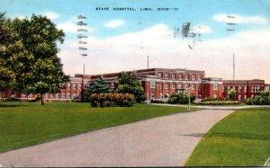 Ohio Lima State Hospital 1944