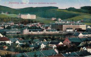 Czech Republic Sternberg Mähren Partie vom Marienbild aus Gesehen 02.31