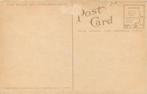 Spokane WA Spanish Revival Architecture: Christian Science Church c1910 Postcard