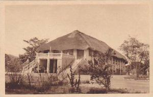 DAHOMEY . 1910-30s ; NATITINGOU , La Residence