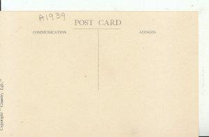 Northamptonshire Postcard - The Gallery - Rockingham Castle - Ref 15865A