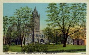 Gray Chapel, Library Delaware OH Unused