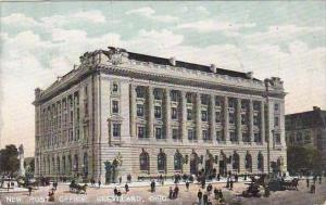 Ohio Cleveland New Post Office 1907