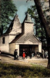 Belgium Chevremont Chapelle de Notre-Dame
