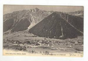 Panorama Of Chamonix Et Le Brevent (Haute Savoie), France, 1900-1910s