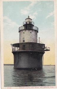 Massachusetts New Bedford Butler's Flats Lighthouse