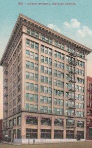 PORTLAND , Oregon , 1900-10s ; Corbett Building