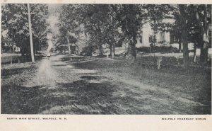 WALPOLE , New Hampshire , 00-10s ; North Main Street