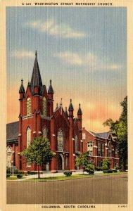SC - Columbia. Washington St Methodist Church
