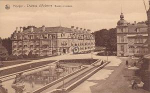 Houyet, Chateau d'Ardenne, Bassin et annexe, Namur, Belgium, 00-10s