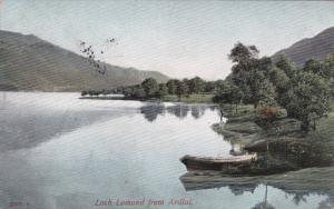 Loch Lomond from ARDLUI, Argyl and Bute, Scotland, United Kingdom, PU-1907
