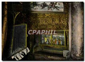 Old Postcard Bethlehem La Creche