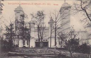 Exposition Universelle Bruxelles 1910, Canada, Bruxelles, Belgium, 1910s