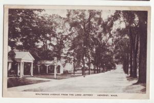P770 old card bolton ave amherst mass