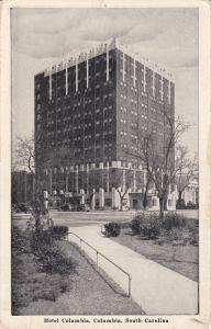 Hotel Columbia , COLUMBIA , South Carolina , PU-1951