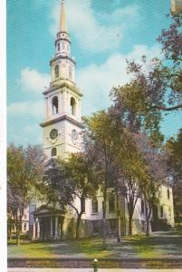 Rhode Island Providence First Baptist Church
