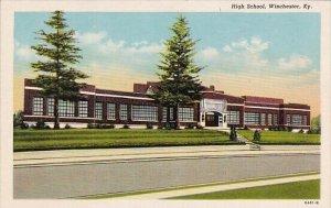 High School Winchester Kentucky