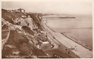 RP: BOURNEMOUTH, Hampshire, England, 00-10s ; Promenade, Durley Chine