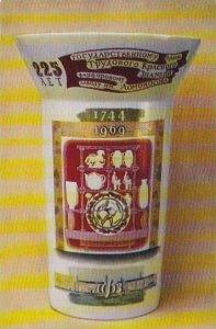 Russia Leningrad Vase Anniversary Of Factory's Foundantion 1967 Museum O...