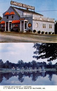 Maryland Joppa Lakeside Restaurant & Cottages