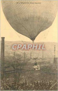 COPY 49 the departure of Jules Cayrade Airship Balloon