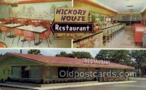 Port Orange, FL USA Hickory House Old Vintage Antique Postcard Post Cards  Hi...
